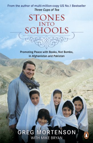 9780141047140: Stones Into Schools - Promoting peace with books, not bombs, in Afghanistan and Pakistan