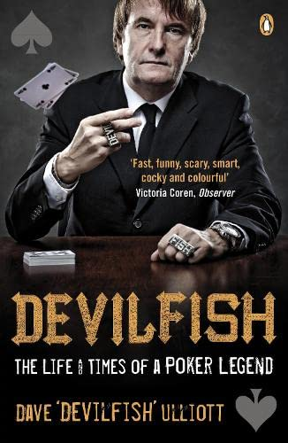 9780141047539: Devilfish: The Life & Times of a Poker Legend