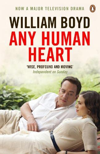 9780141047560: Any Human Heart (Penguin Essentials)
