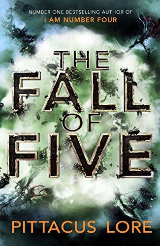 9780141047874: The Fall of Five: Lorien Legacies Book 4 (Lorien Legacy)