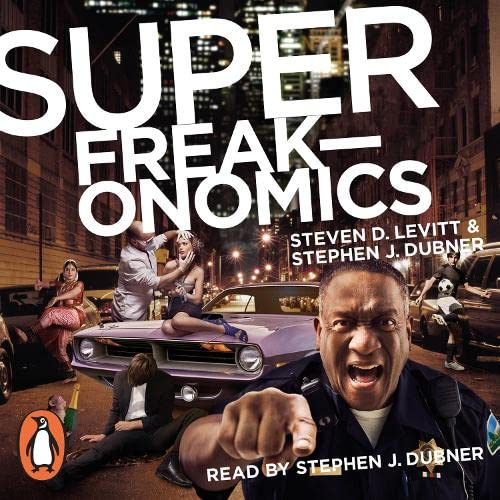 9780141048321: Superfreakonomics