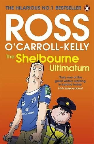 9780141048529: The Shellbourne Ultimatum