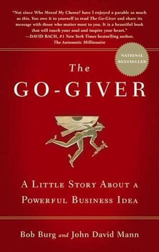 9780141049557: The Go-Giver: A Little Story about a Powerful Business Idea