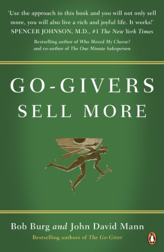 9780141049588: Go-Givers Sell More