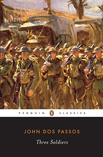 9780141180274: Three Soldiers (Penguin Twentieth Century Classics)