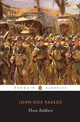 9780141180274: Three Soldiers (Penguin Classics)