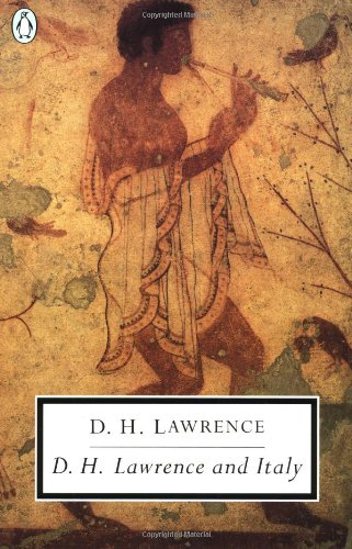 D. H. Lawrence and Italy: Twilight in: D. H. Lawrence