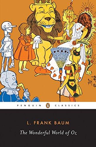 9780141180854: The Wonderful World of Oz: The Wizard of Oz; the Emerald City of Oz; Glinda of Oz (Penguin Twentieth Century Classics)