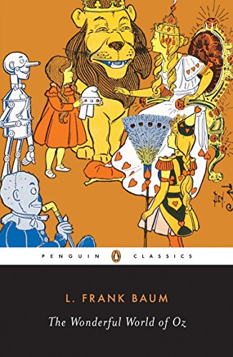 9780141180854: The Wonderful World of Oz (Penguin Twentieth Century Classics)