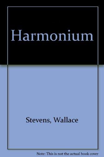 9780141181547: Harmonium