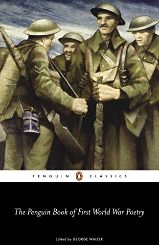 9780141181905: The Penguin Book of First World War Poetry (Penguin Classics)