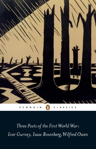9780141182070: Three Poets of the First World War (Penguin Classics)