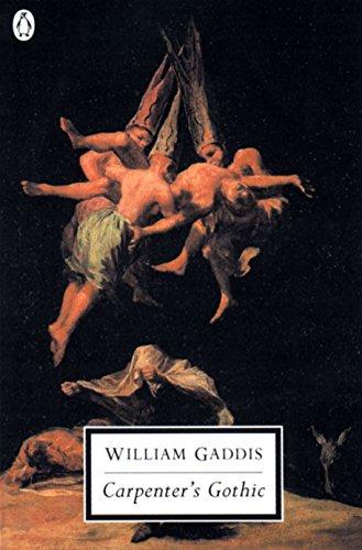 9780141182223: Carpenter's Gothic (Classic, 20th-Century, Penguin)