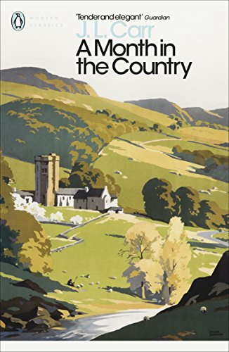 9780141182308: A Month in the Country (Penguin Modern Classics)