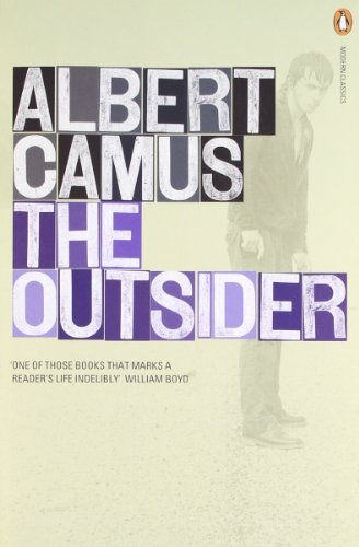 9780141182506: The Outsider (Penguin Modern Classics)