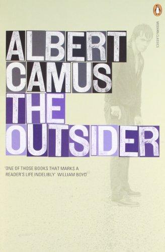 9780141182506: The Outsider (Penguin Modern Classics)