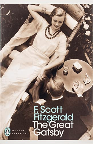 The Great Gatsby (Penguin Modern Classics): F. Scott Fitzgerald