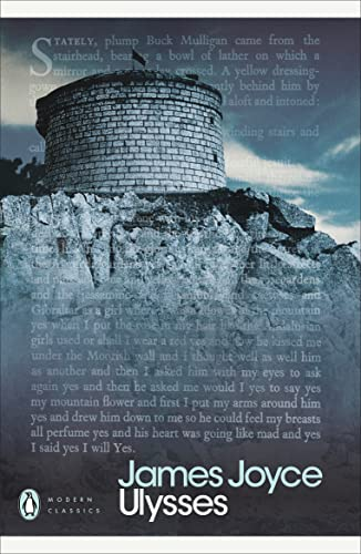 Ulysses: Joyce, James; introduction