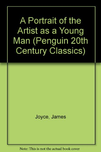 9780141182971: A Portrait of the Artist as a Young Man (Penguin 20th Century Classics)