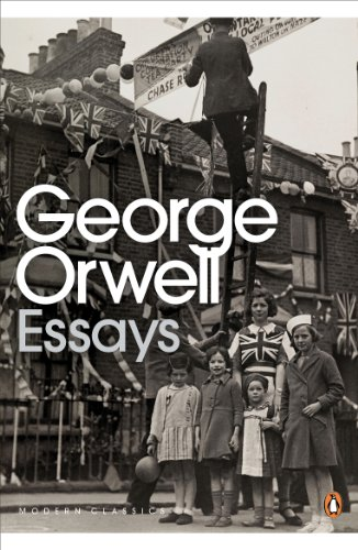 Modern Classics Penguin Essays of George Orwell (0141183063) by George Orwell