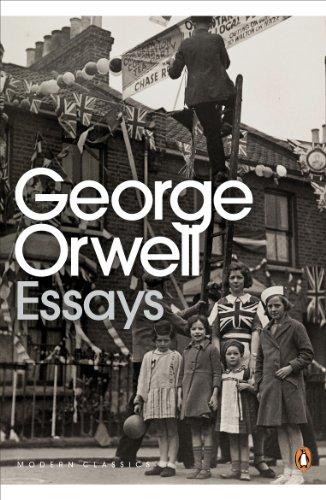 Modern Classics Penguin Essays of George Orwell (0141183063) by Orwell, George