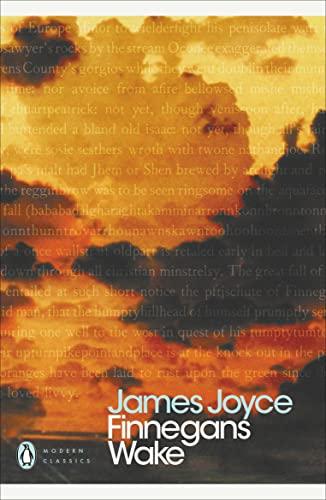 9780141183114: Modern Classics Finnegans Wake (Penguin Modern Classics)