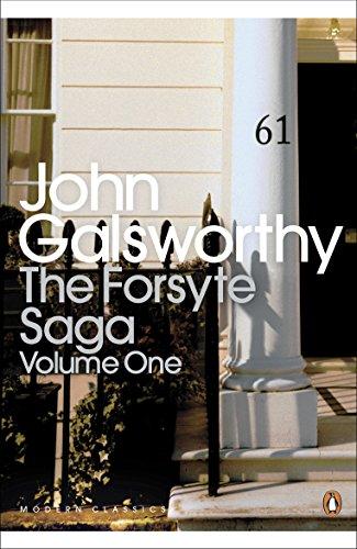 9780141184180: Modern Classics #1 Forsyte Saga (Penguin Modern Classics) (v. 1)