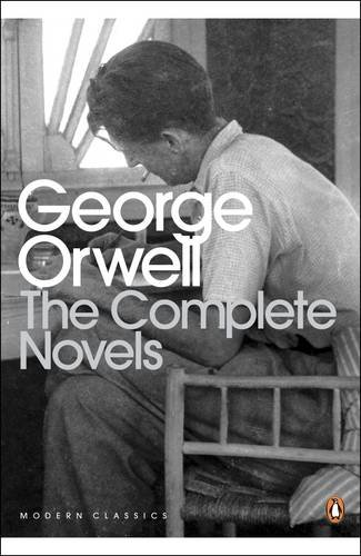 9780141185156: George Orwell Omnibus: The Complete Novels: Animal Farm, Burmese Days, A Clergyman's Daughter, Coming up for Air, Keep the Aspidistra Flying, and, 1984 Nineteen Eighty-Four