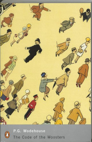 The Code of the Woosters (Penguin Modern: P.G. Wodehouse