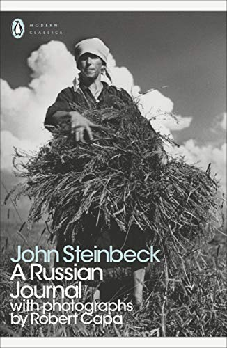 A Russian Journal (Paperback): John Steinbeck