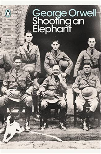 "shooting an elephant orwell essay ""shooting an elephant"" is an essay written by george orwell, first published in the journal new writing in 1936 in this essay, the author tells his own story about when he was working as a police officer for the indian imperial police in burma."