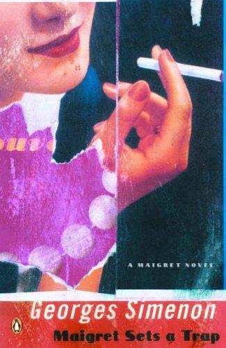 9780141187709: Maigret Sets a Trap (Penguin Modern Classics)