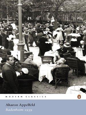 9780141188201: Badenheim 1939 (Penguin Classics)