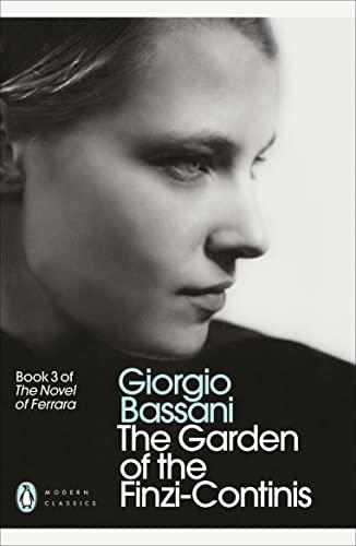 The Garden of the Finzi-Continis (Penguin Modern: Bassani, Giorgio