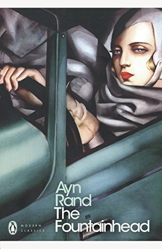 9780141188621: The Fountainhead (Penguin Modern Classics)