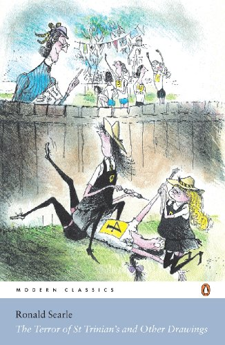 Modern Classics Terror of St Trinians: Searle, Ronald