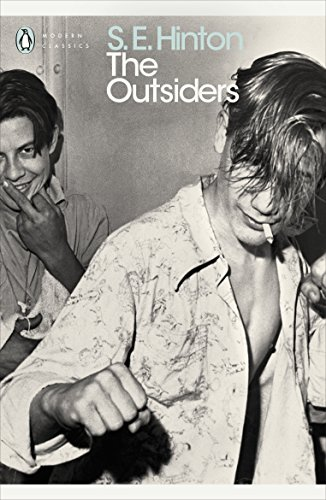 9780141189116: Modern Classics the Outsiders (Penguin Modern Classics)