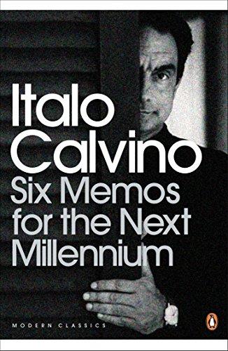9780141189697: Six Memos for the Next Millennium (Penguin Modern Classics)