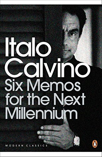 9780141189697: Six Memos for the Next Millennium (Penguin Modern Classics)