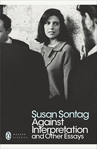 9780141190068: Against Interpretation and Other Essays (Penguin Modern Classics)
