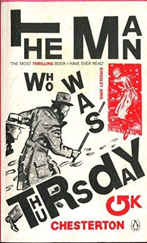 9780141190471: The Man Who Was Thursday: A Nightmare