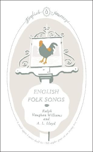 9780141190921: English Folk Songs (English Journeys)