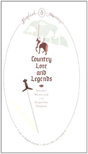 9780141191041: Country Lore and Legends (Penguin English Journeys)
