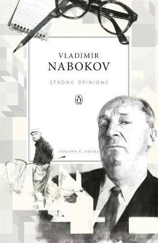9780141191171: Strong Opinions. Vladimir Nabokov (The Penguin Vladimir Nabokov Hardback Collection)