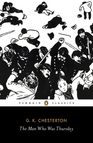 9780141191461: The Man Who Was Thursday: A Nightmare (Penguin Classics)