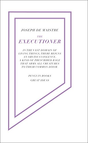 9780141191638: Great Ideas the Executioner (Penguin Great Ideas)