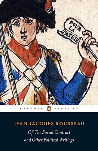 Of the Social Contract and Other Political: Rousseau, Jean-Jacques