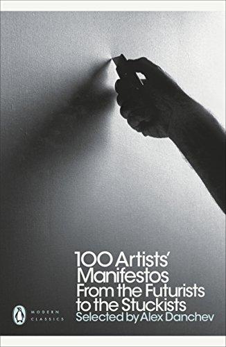 9780141191799: Modern Classics 100 Artists' Manifestos: From The Futurists To The Stuckists (Penguin Modern Classics)