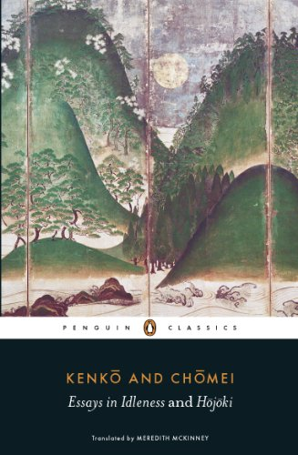 9780141192109: Essays in Idleness and Hojoki (Penguin Classics)