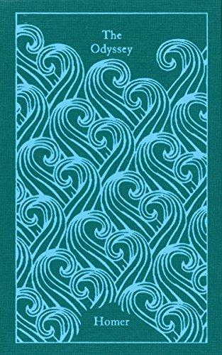 9780141192444: The Odyssey (Clothbound Classics)